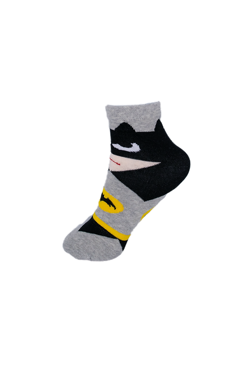 Children's Superhero - Batman Socks