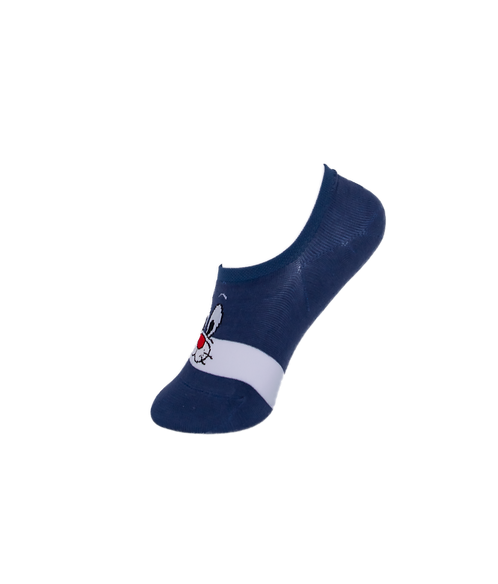 Adults-Sylvester Cat No Show Socks.