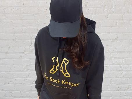 Sock Keeper Hoodie