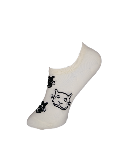 Adults-The Great Catsby Low Cut Socks.