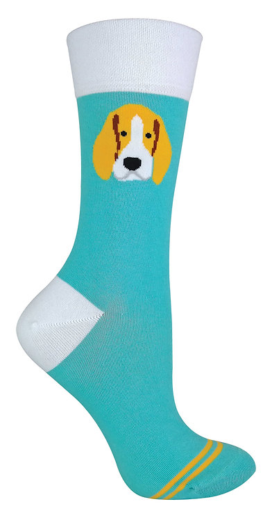 1 Pair Novelty Cat / Dog Socks