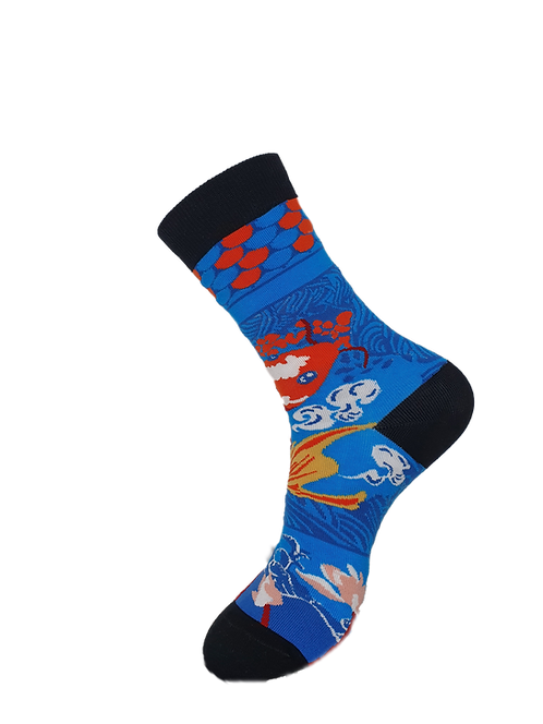 Adult - Koi Socks