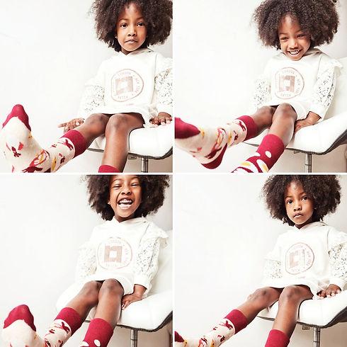 Childrens socks odd socks