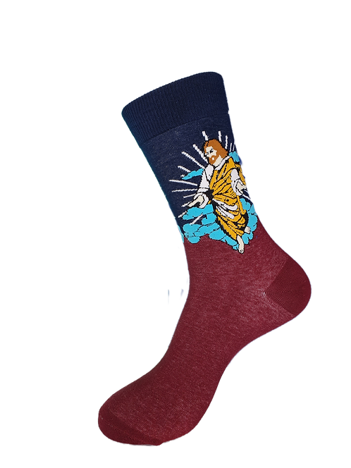 Adults - Blessed Foot Socks