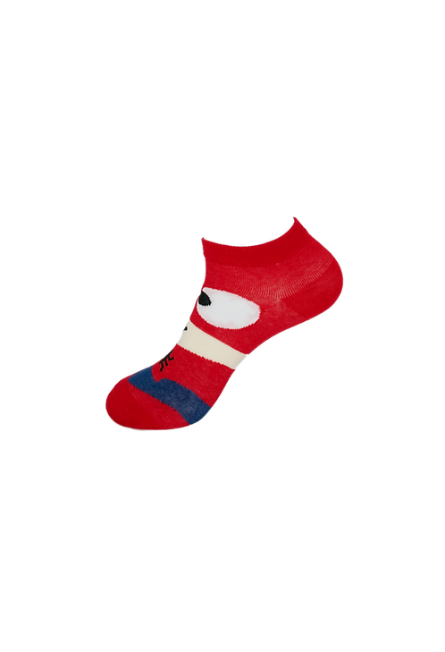 Adults Superhero - Spiderman Ankle Socks