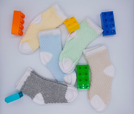 Children's - Cool Summer Sock Bundle