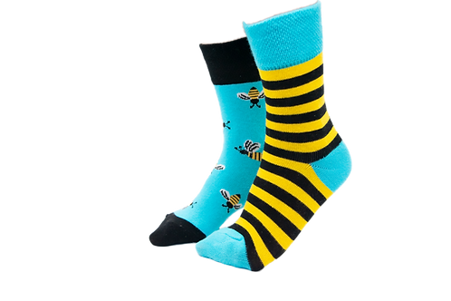 Children's Bee Honey Socks