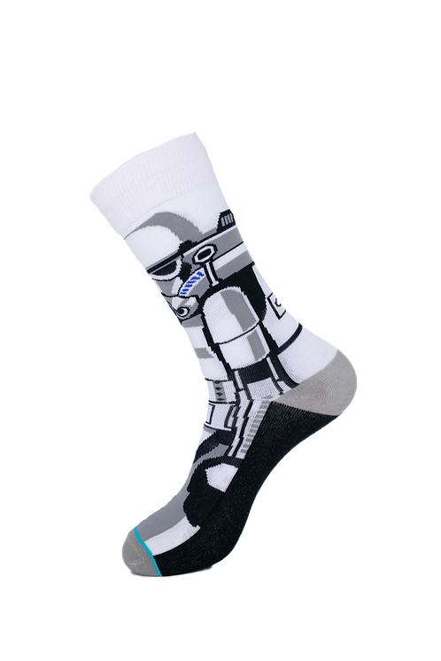 Star Wars Socks - Storm trooper