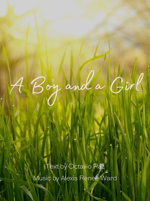 A Boy anda Girl