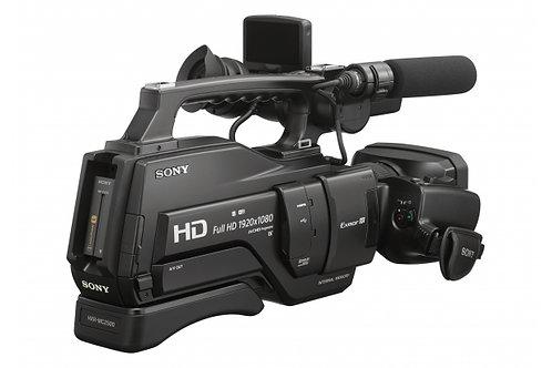 SONY HXR-mc-2500 + pied (sortie HDMI)