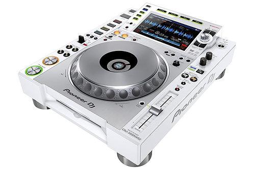 PIONEER CDJ 2000NX2 - WHITE EDITION
