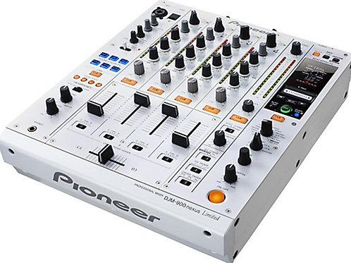 PIONEER DJM900 NX2 - WHITE EDITION