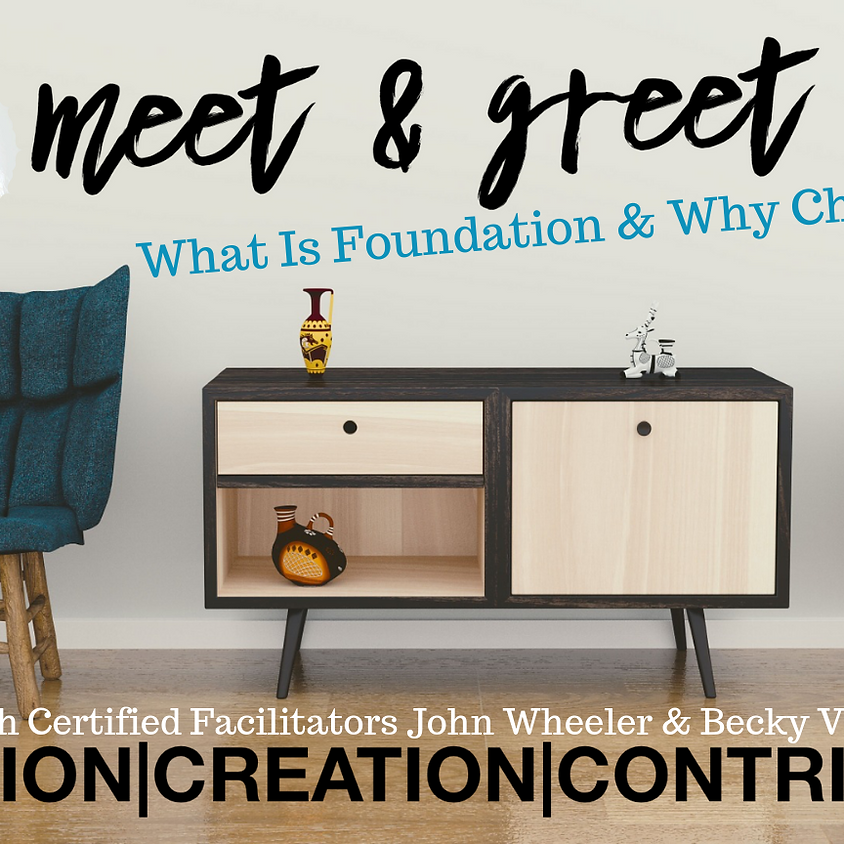 Meet & Greet: What Is Foundation & Why Choose It?