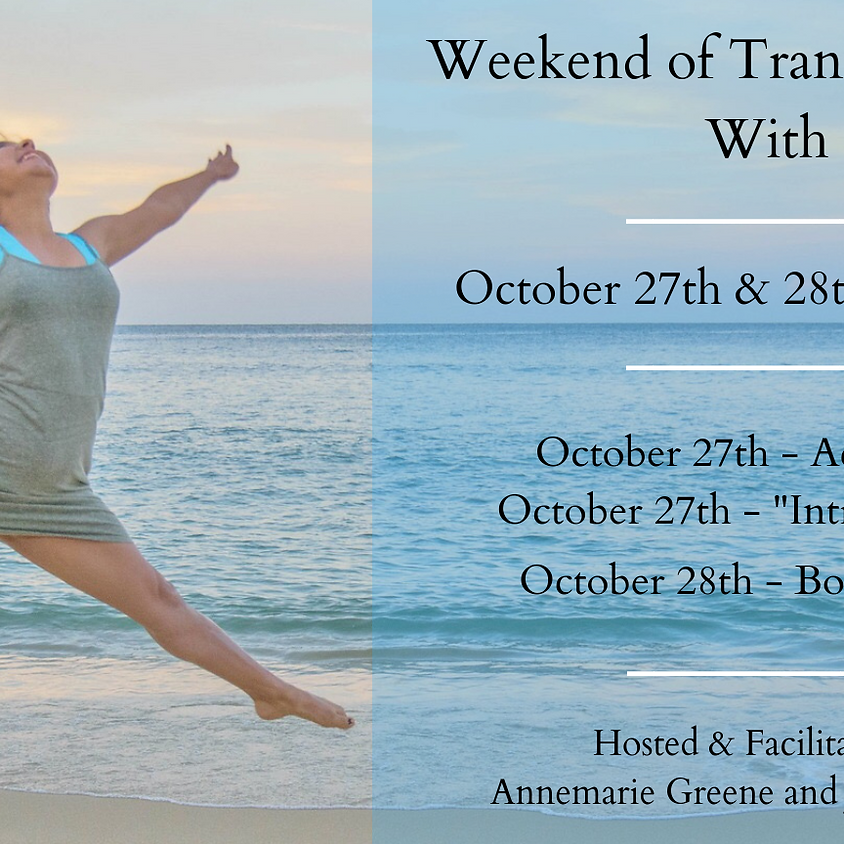Weekend of Transformation With Bodies (Four Classes)