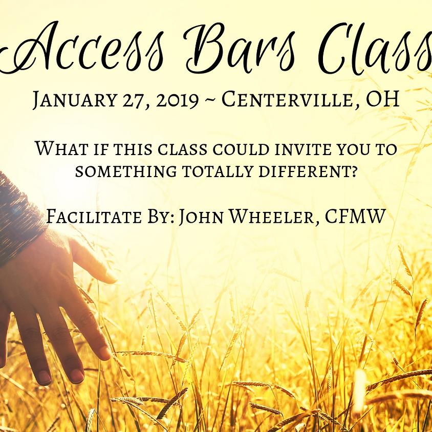 Access Bars Class - Centerville