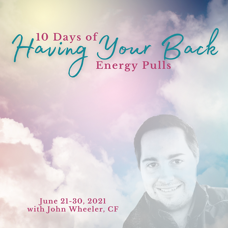 Having Your Back Energy Pulls