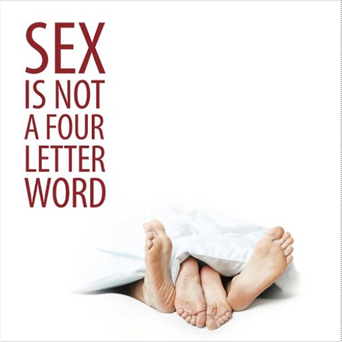Sex is Not A Four Letter Word Book