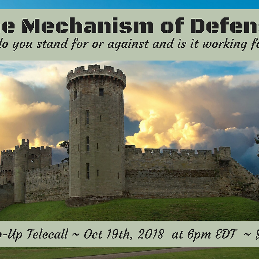 The Mechanism of Defense Pop-Up Telecall
