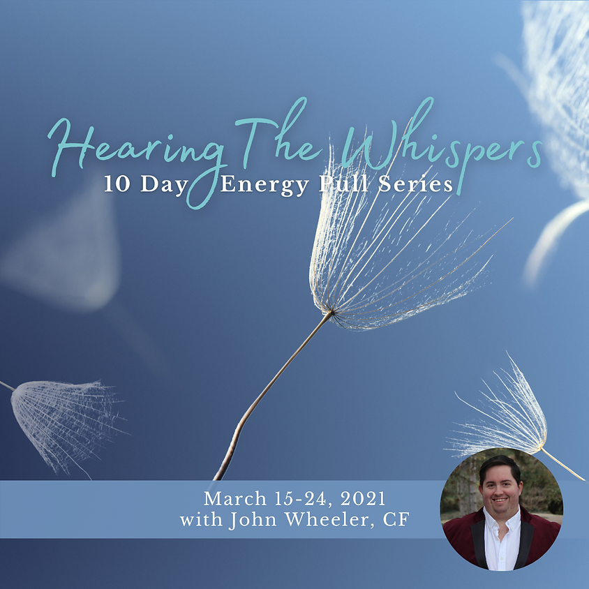 Hearing the Whispers