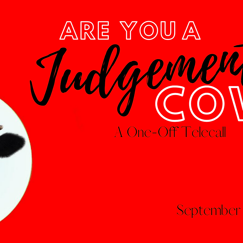 Are You A Judgmental Cow?