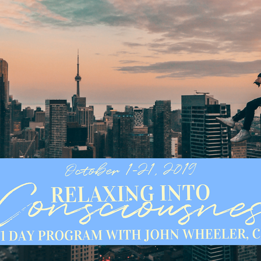 Relaxing Into Consciousness: 21-Day Program