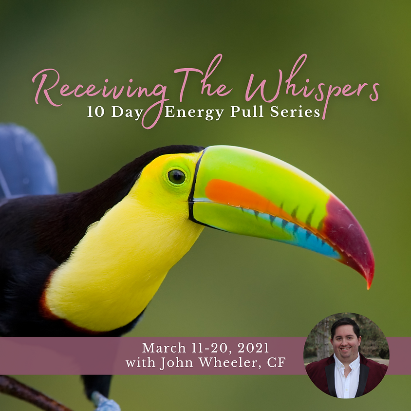 Receiving the Whispers