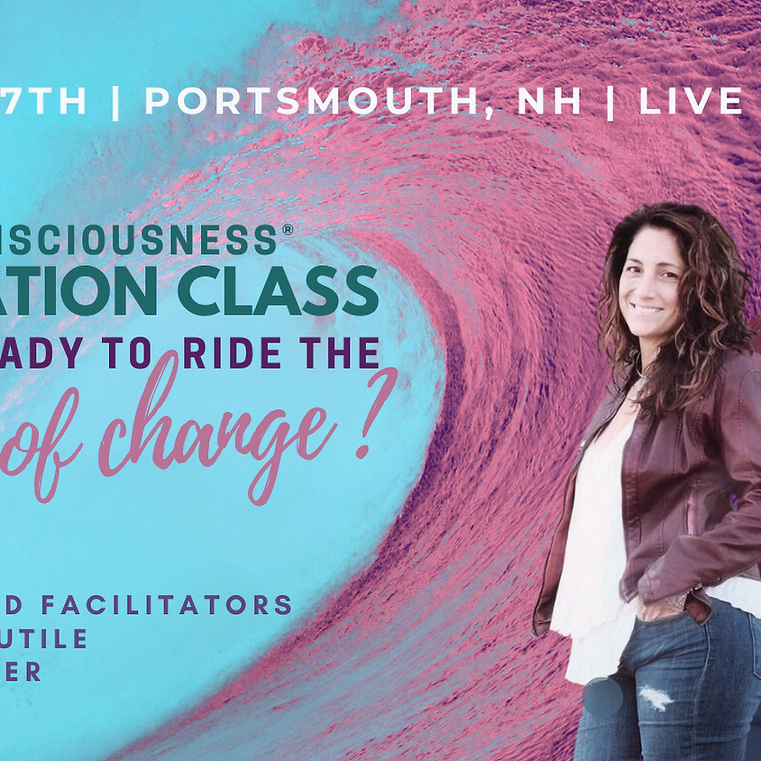 The Foundation Class - Portsmouth, NH