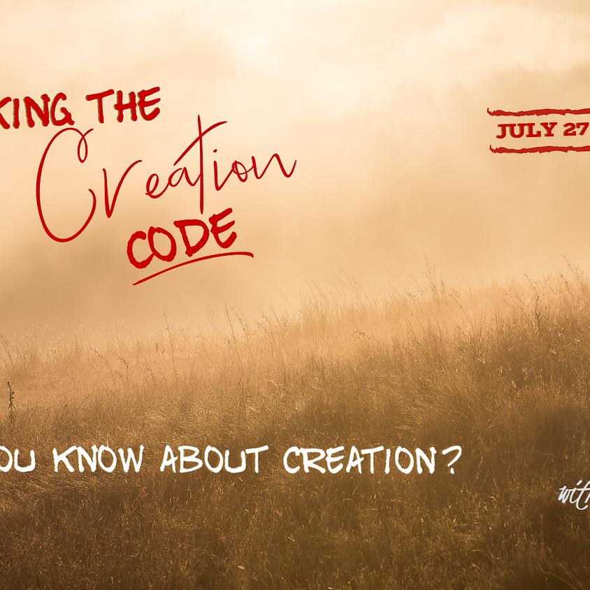 Unlocking the Creation Code