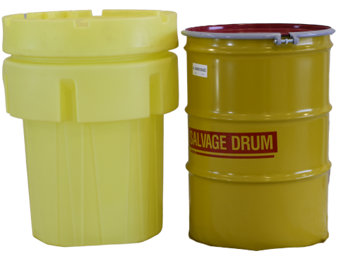 salvage drum/ overpack