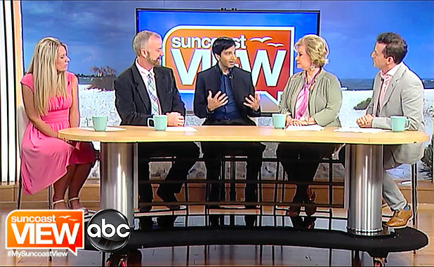 Dr Vijay Ram on ABC's Suncoast View.jpg