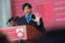 Dr Vijay Ram at Harvard