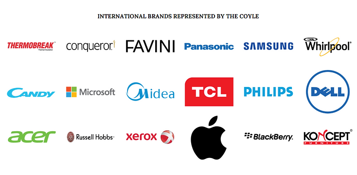 COYLE Brands List 2