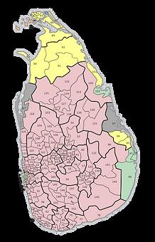 Parliament Sri Lanka 2020 Election Results