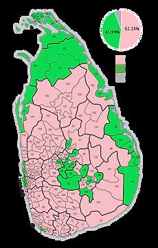 Sri Lankan Presidential Election 2019 Po