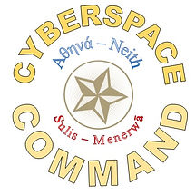 Cyberspace Command Full Logo