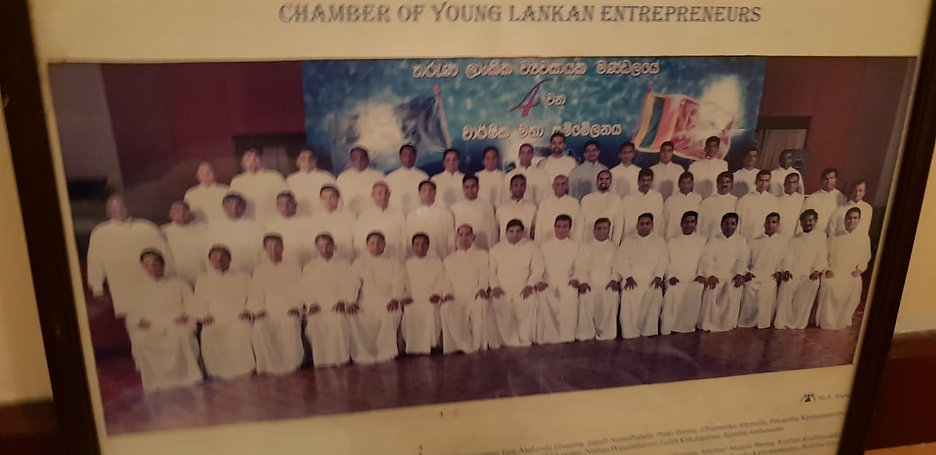 COYLE Group Photo with Palith Edirisinghe