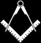 Freemasonry Square and Compasses Logo
