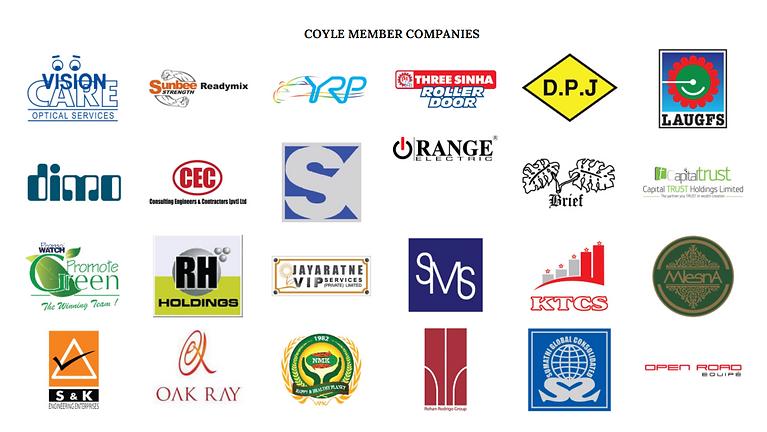 COYLE Member Companies List 2