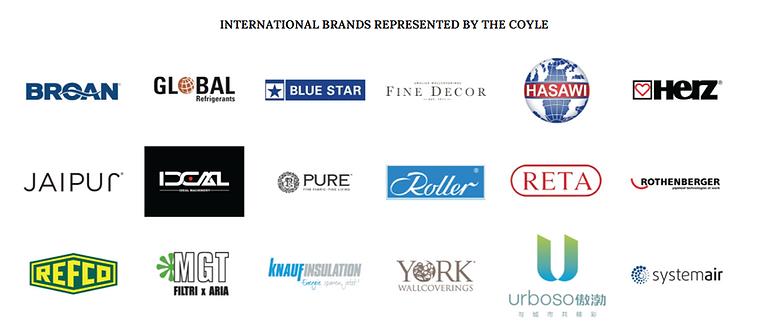 COYLE Brands List 1