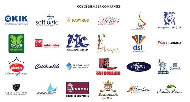 COYLE Member Companies List 1