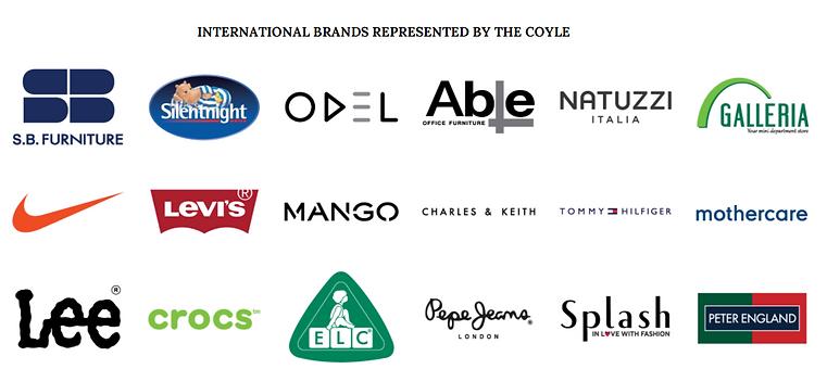 COYLE Brands List 3