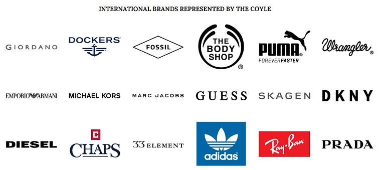 COYLE Brands List 4