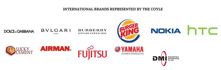 COYLE Brands List 5