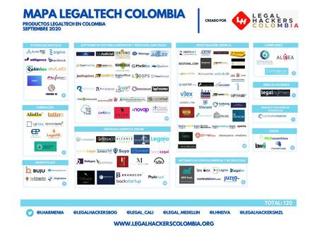 MAPEANDO EL ECOSISTEMA LEGALTECH EN COLOMBIA