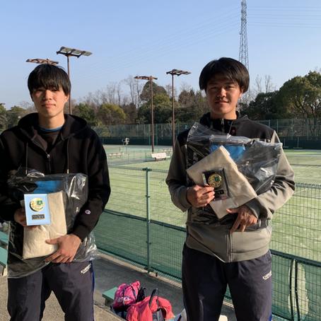 第34回 岡崎テニス選手権大会(FORT)
