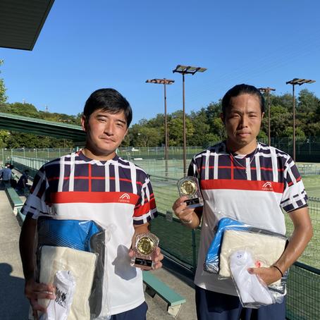 2021 夏季岡崎ダブルステニス大会