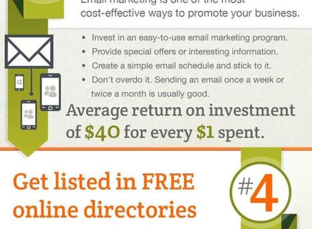 Six Awesome ways to Promote Your Small Business