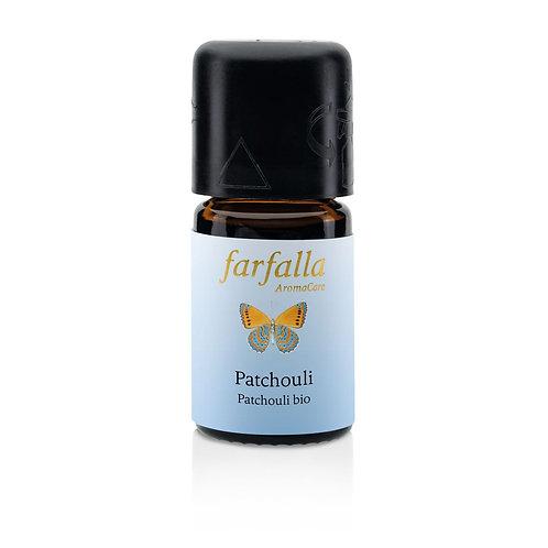 Patchouli olio essenziale -  Farfalla