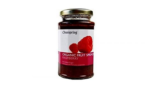 Confittura lampone senza zucchero - Clearspring