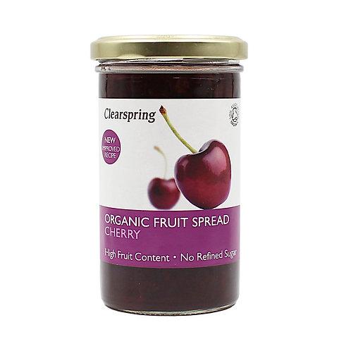 confittura di ciliege senza zucchero - Clearspring
